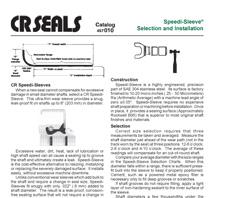 speedi-sleeve-selection-and-installation